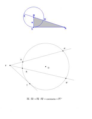 6ª demostración del Teorema de Pitágoras